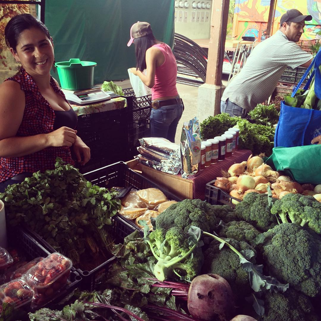 Organic Food San Jose Costa Rica