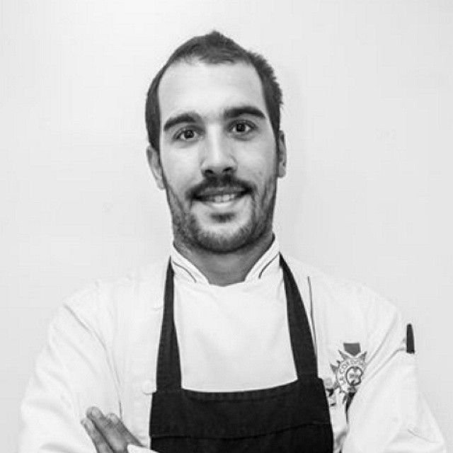 Luciano Riotti, Executive chef at Luc's Seafood Grill & Chapa, Restaurant at Pranamar Villas and Yoga Retreat, Photo credit lucianoriotti
