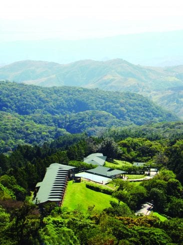 El Establo Mountain Hotel in Monteverde, Costa Rica, from breathtaking views to beds that wrap you up at night
