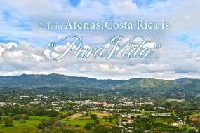 What Makes Expat Residents in Atenas, Costa Rica So Happy?
