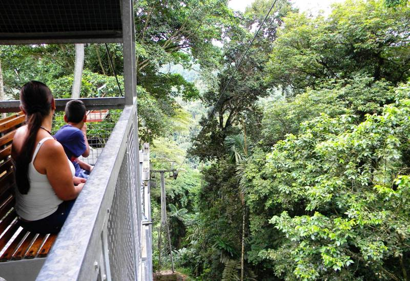 Veragua Rainforest Eco-Adventure Park in Costa Rica