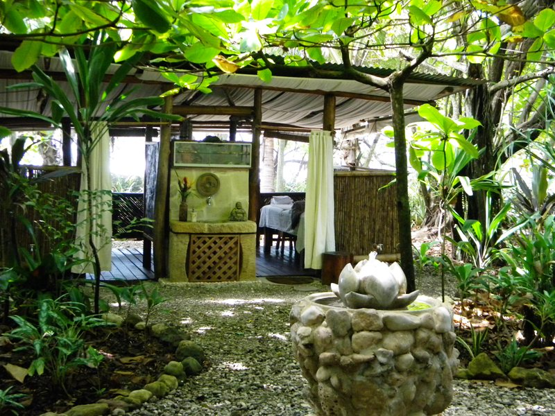 Yoga & Spa Natural at Hotel Tropico Latino in Santa Teresa, Costa Rica.