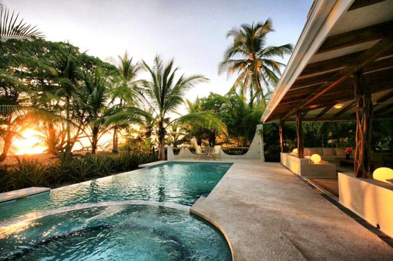 Beachfront Suite at Hotel Tropico Latino in Santa Teresa Costa Rica
