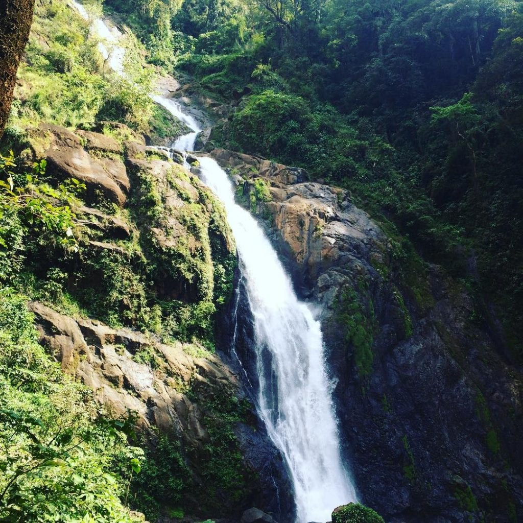 Catarata Bijagual, fotografía por villaltajulian.