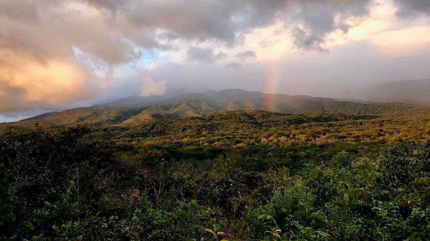 Rincon de la Vieja Volcano in Costa Rica