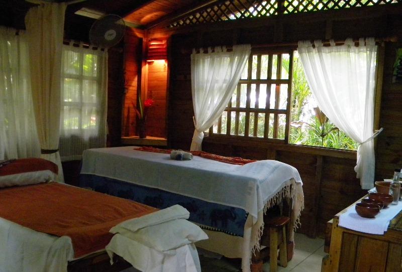 Spa Natural, Hotel Tropico Latino, Santa Teresa Costa Rica