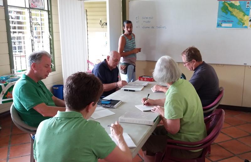 Su Espacio Language School in Atenas, Costa Rica