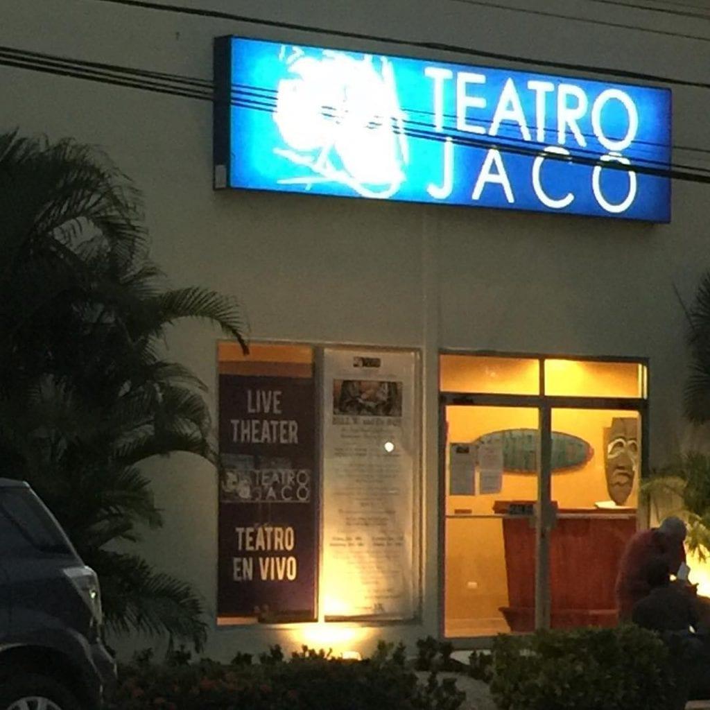 Teatro Jaco, fotografía por sohoplayhouse.
