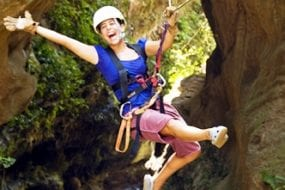 Dare your comfort zone on adventures at Hacienda Guachipelin Costa Rica