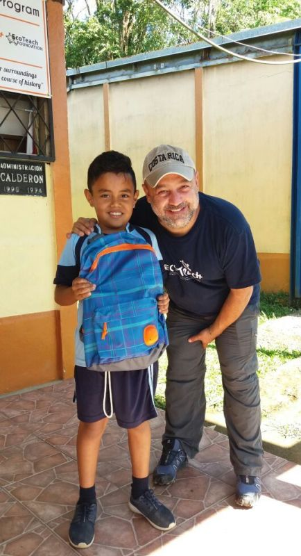 Project Backpack Veragua Rainforest Ecoteach