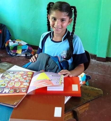 USA & Costa Rican Students Share Gift of Friendship & School Supplies