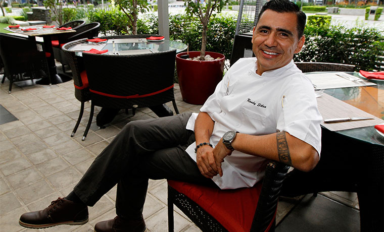 Chef Randy Siles of Hotel Tropico Latino in Costa Rica