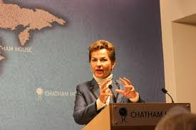 Christiana Figueres Olsen, photo credit Wikimedia.