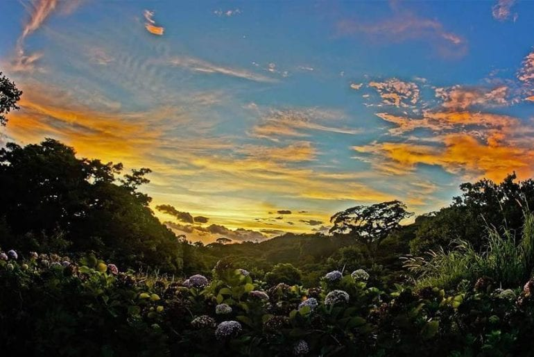 Monteverde, the destination for travelers seeking adventure or relaxation