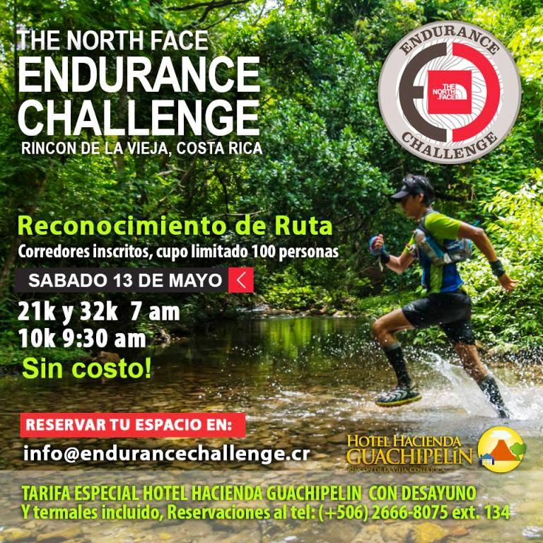 North Face Endurance Challenge Costa Rica 2017