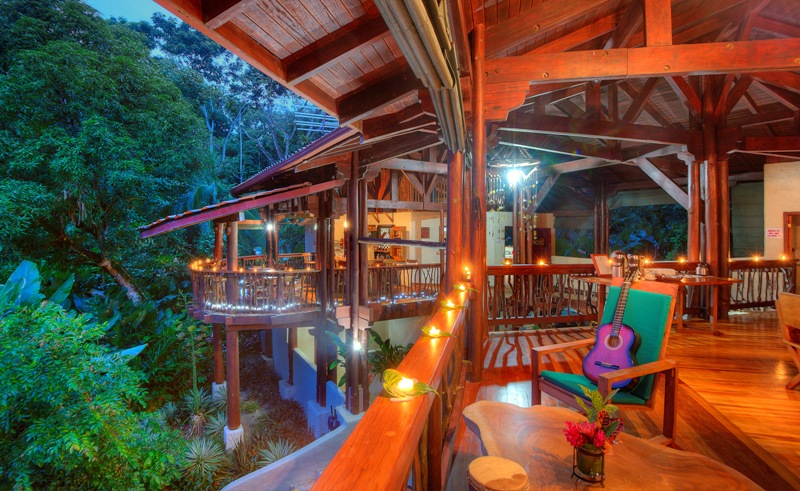 Group retreats at Playa Nicuesa Rainforest Lodge