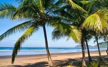 Summer vacation in Costa Rica at Jaco Beach
