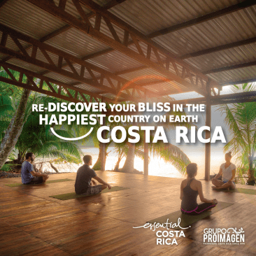 "Costa Rican Tourism Board launches new strategy ""Wellness Pura Vida."""