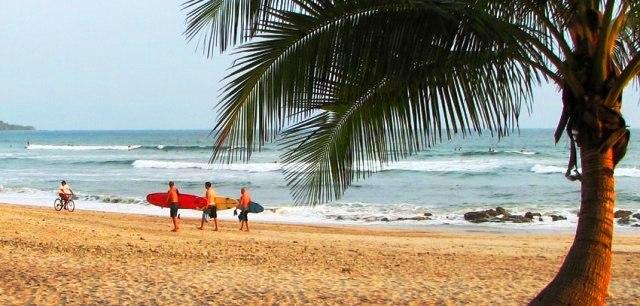 Playa Carmen, Santa Teresa Beach, Costa Rica