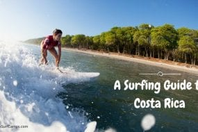 Costa Rica: The Surfing Spots You Can't Miss Out On