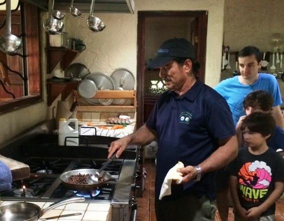 Chocolate Tour at Playa Nicuesa Lodge
