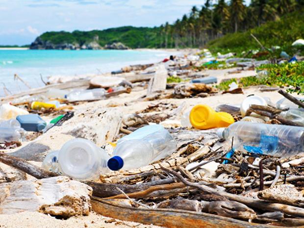 Disposable plastic