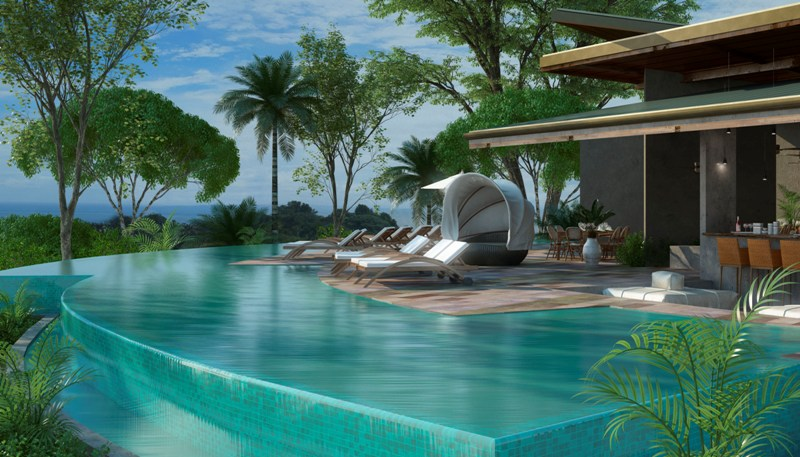 Hotel 360 Ojochal costa rica