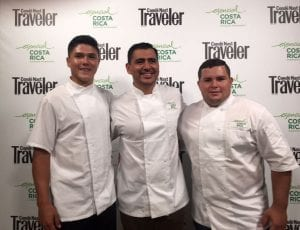 Tropico Latino Hotel culinary team
