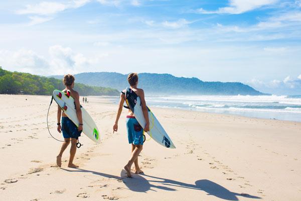 healthy Costa Rica vacation