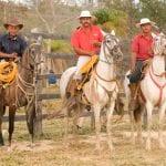 Cowboys of Guanacaste Costa Rica at Hacienda Guachipelin