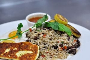 Pranamar Villas restaurant breakfast