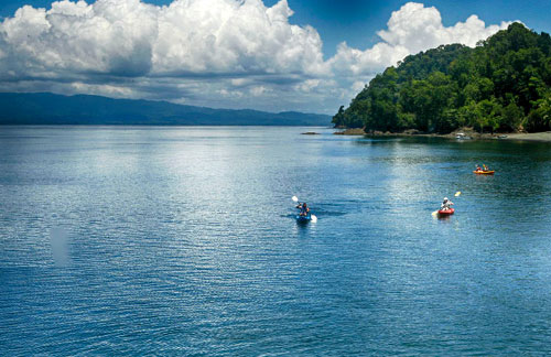 Kayaking Golfo Dulce
