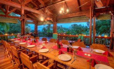 Dining at Nicuesa Lodge Fosters Friendships and Fun Times
