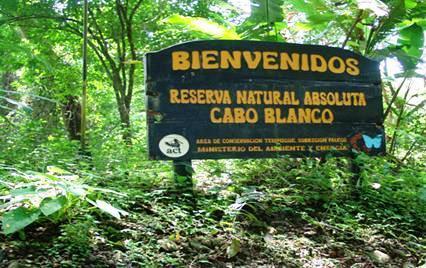 Cabo Blanco Nature Reserve