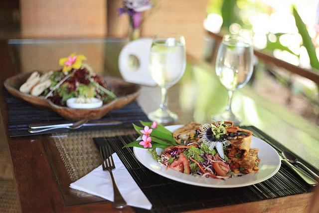 Pranamar Villas restaurant