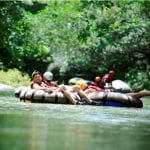 costa rica summer River Tubing Adventure at Hacienda Guachipelin