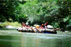 Beat the Costa Rica summer heat on a fun water adventure
