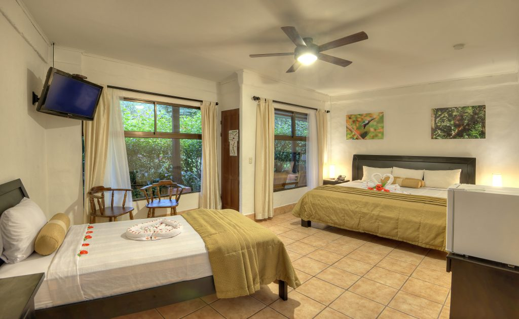 Hacienda Guachipelin Rooms Family Superior