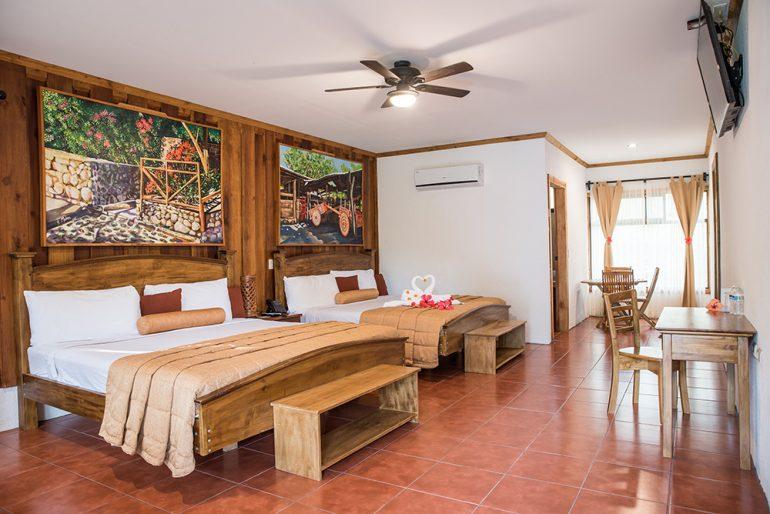 Best place to stay at Rincon de la Vieja Volcano