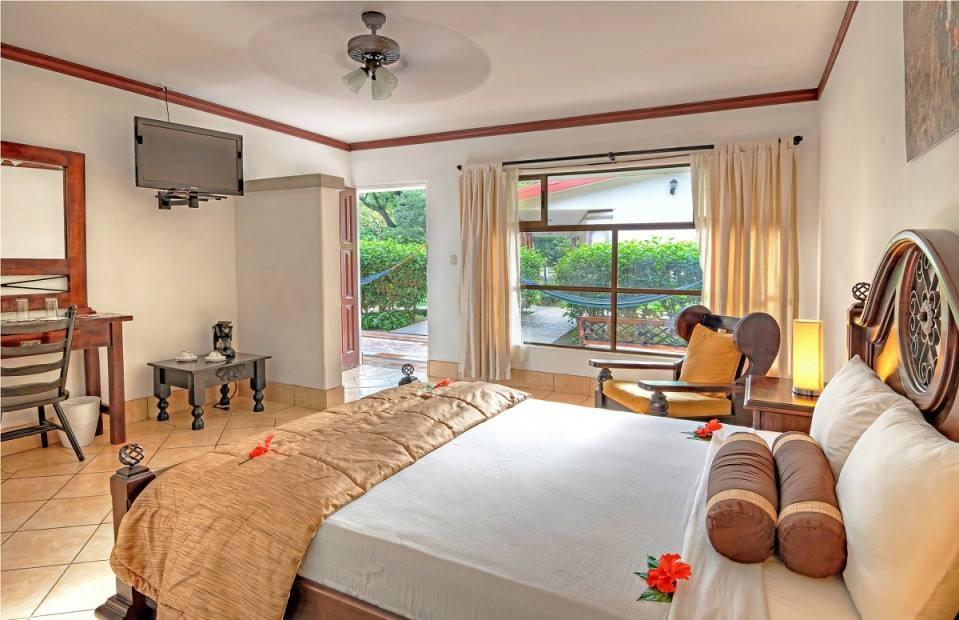 Suites at Hotel Hacienda Guachipelin