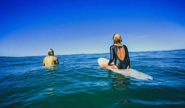 The rich coasts of Costa Rica: A surfing paradise in Santa Teresa