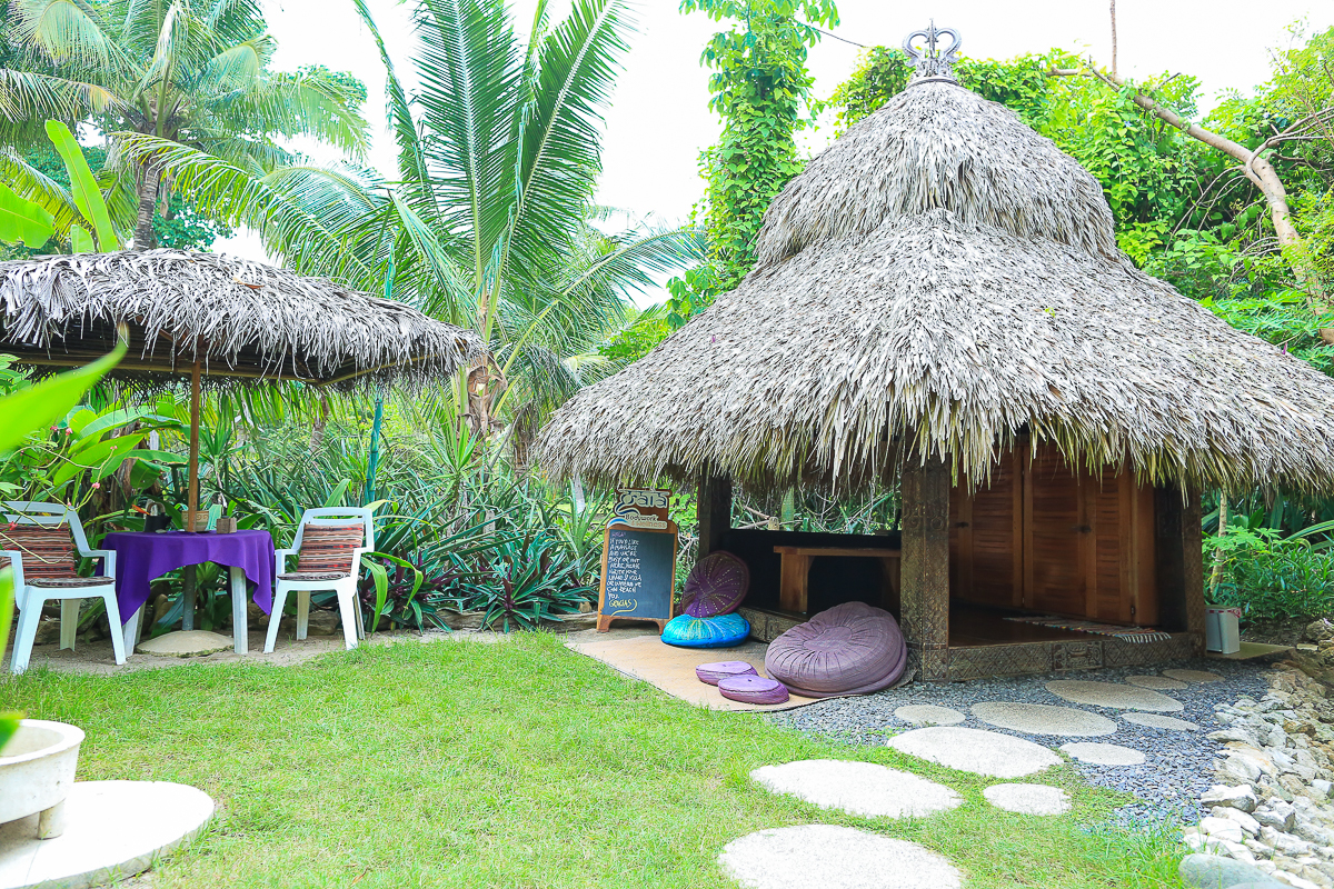 Spa treatments at Santa Teresa; nurture your mind, body, and soul by the sea